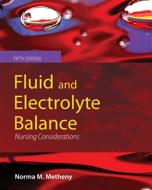 Fluid And Electrolyte Balance Nursing Considerations