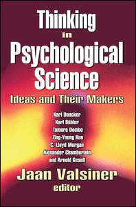Thinking in Psychological Science
