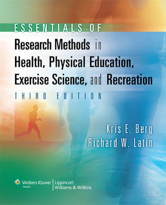Essentials of Research Methods in Health, Physical Education, Exercise Science, and Recreation