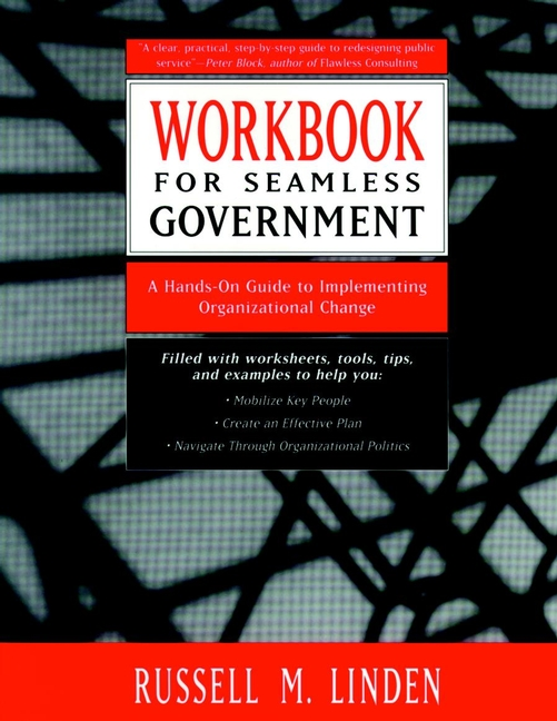 Workbook for Seamless Government