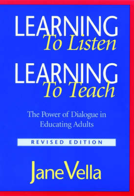 Learning to Listen, Learning to Teach