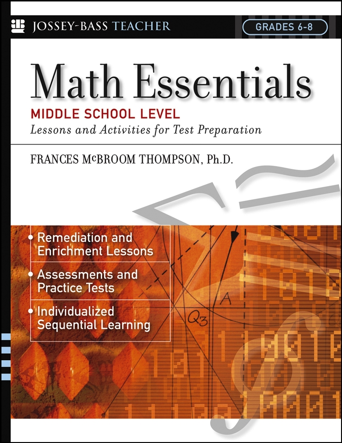 Math Essentials, Middle School Level