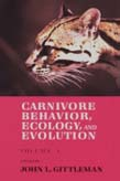 Carnivore Behavior, Ecology, and Evolution