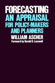 Forecasting: An Appraisal for Policy-Makers and Planners (POD)