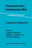 Transitions from Authoritarian Rule: Southern Europe, vol. 1