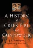 History of Greek Fire and Gunpowder