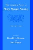 Complete Poetry of Percy Bysshe Shelley, vol. 1