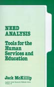 Need Analysis: Tools for the Human Services and Education