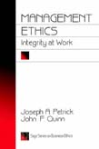 Management Ethics: Integrity at Work