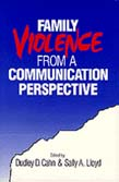 Family Violence from a Communication Perspective