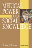 Medical Power and Social Knowledge 2ed