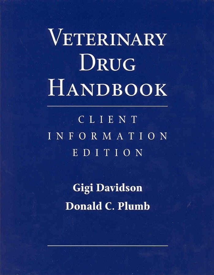 Veterinary Drug Handbook