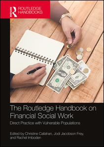 The Routledge Handbook on Financial Social Work