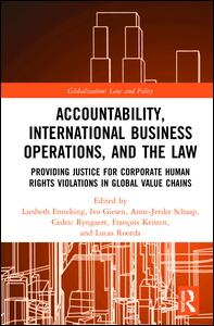 Accountability, International Business Operations and the Law