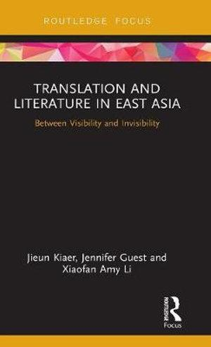 Translation and Literature in East Asia