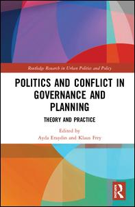 Politics and Conflict in Governance and Planning