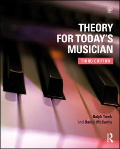 Theory for Today's Musician, Third Edition (Textbook and Workbook Package)