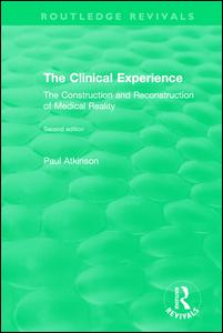 The Clinical Experience, Second edition (1997)