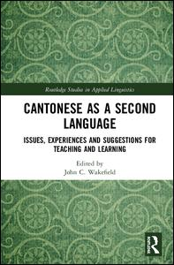 Cantonese as a Second Language