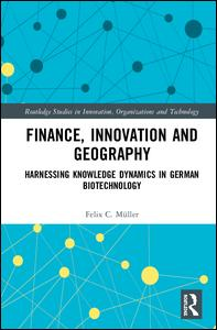 Finance, Innovation and Geography