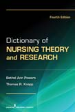Dictionary of Nursing Theory and Research 4ed