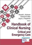 Handbook of Clinical Nursing: Critical and Emergency Care Nursing