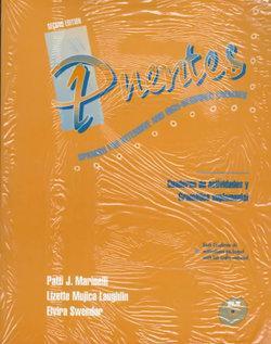 Puentes Workbook/Lab Manual/Workbook Tape Package