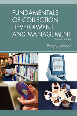 Fundamentals of Collection Development and Management