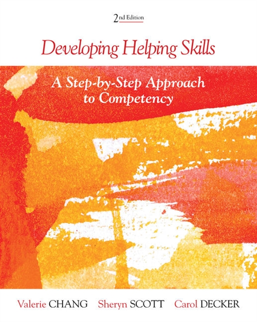 Developing Helping Skills : A Step-by-Step Approach to Competency