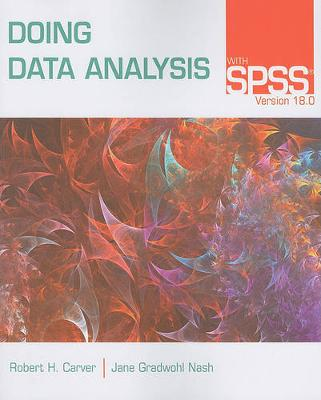 Doing Data Analysis with SPSS� : Version 18.0