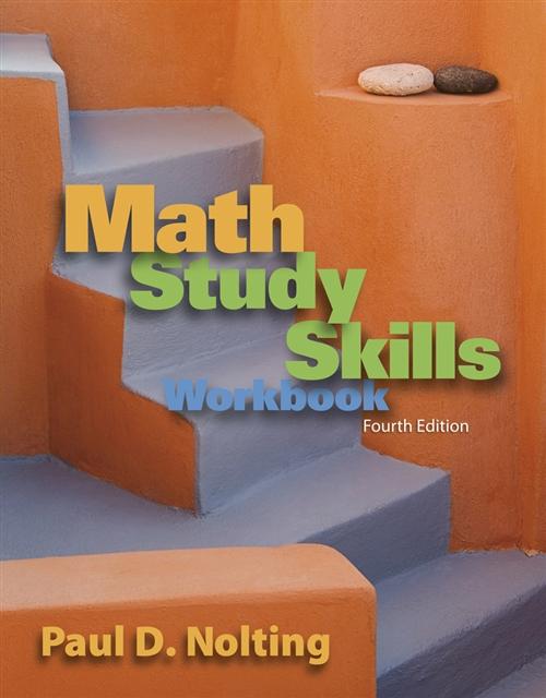 Math Study Skills Workbook