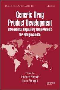 Generic Drug Product Development
