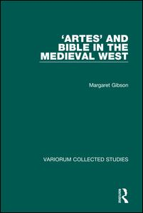 'Artes' and Bible in the Medieval West