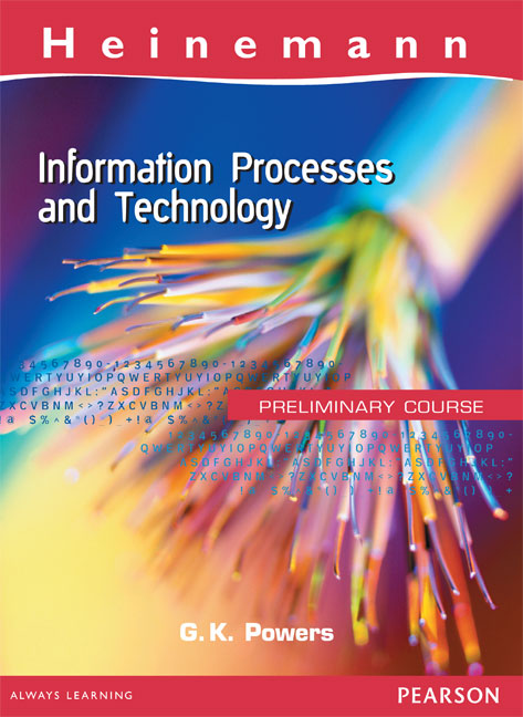 Heinemann Information Processes and Technology Preliminary Course