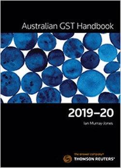 Australian GST Handbook 2019-20