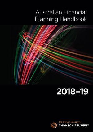 Aust Financial Planning Hbk 2018-19