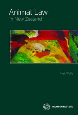 Animal Law in NZ