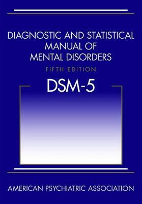 Diagnostic and Statistical Manual of Mental Disorders 5ed (DSM-5)