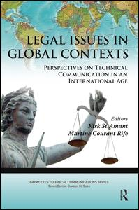 Legal Issues in Global Contexts