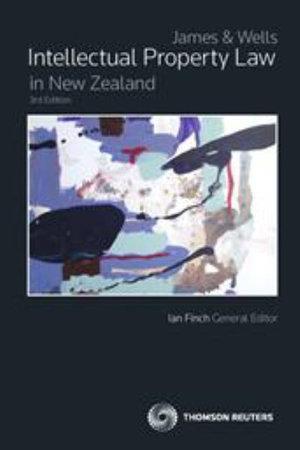 Intellectual Property Law in NZ 3ed BK