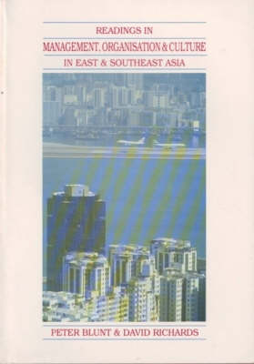 Readings in Management Organisation and Culture in East and South East Asia