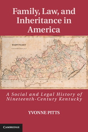 Family, Law, and Inheritance in America