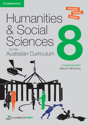 Humanities and Social Sciences for the Australian Curriculum Year 8