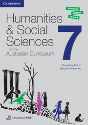 Humanities and Social Sciences for the Australian Curriculum Year 7