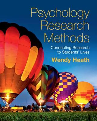 Psychology Research Methods: Connecting Research to Students' Lives