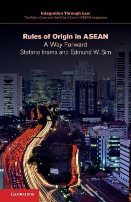 Rules of Origin in ASEAN