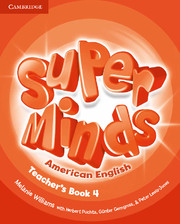 Super Minds American English Level 4 Teacher's Book