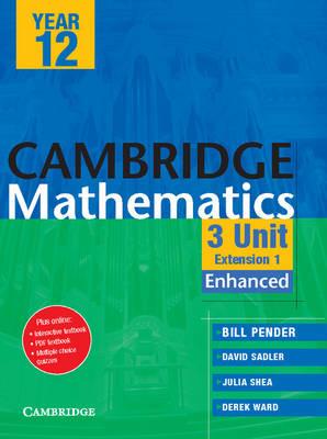 Cambridge 3 Unit Mathematics Year 12 Enhanced Version