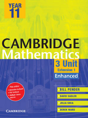 Cambridge 3 Unit Mathematics Year 11 Enhanced Version