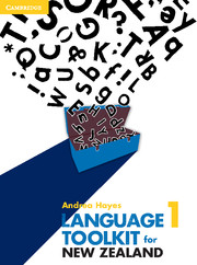 Language Toolkit for New Zealand 1